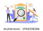 survey vector illustration....   Shutterstock .eps vector #1946538286