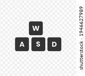 transparent keyboard icon png ...