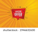 special offer tag  special...   Shutterstock .eps vector #1946632630