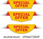 special offer tag  special...   Shutterstock .eps vector #1946672839