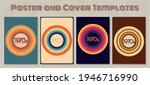 1970s poster and cover... | Shutterstock .eps vector #1946716990
