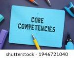 Financial Concept About Core...
