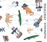 watercolor repeating pattern... | Shutterstock . vector #1946735326