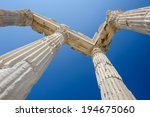 Ancient Temple Of Trajan ...