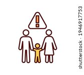 genetic predisposition rgb... | Shutterstock .eps vector #1946917753
