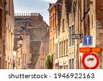 The Old Historic Streets Of...