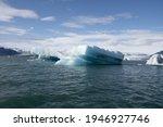 Icebergs In Jokulsarlon Glacial ...