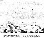 distressed overlay texture of... | Shutterstock .eps vector #1947018223