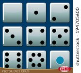 background,casino,craps,cube,dice,gambling,game,icon,isolated,number,play,poker,set,sign,vector