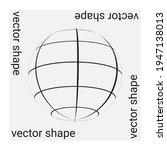 universal trendy vector... | Shutterstock .eps vector #1947138013