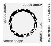 universal trendy vector... | Shutterstock .eps vector #1947138016