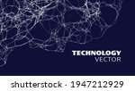neural network technology.... | Shutterstock .eps vector #1947212929