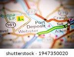 Port Deposit. Maryland. Usa On...
