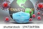 Pennsylvania And Covid   Earth...