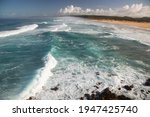 High Boisterous Waves Surfing...