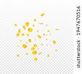 korean won coins falling.... | Shutterstock .eps vector #1947670516