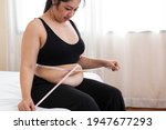 Overweight Women Stressing Over ...