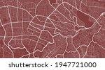 red vector background map ... | Shutterstock .eps vector #1947721000