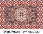 vintage arabic pattern. persian ...   Shutterstock .eps vector #1947839230