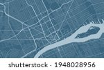 blue vector background map ... | Shutterstock .eps vector #1948028956