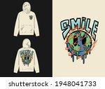industrial streetwear graphic...   Shutterstock .eps vector #1948041733