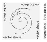 universal trendy vector... | Shutterstock .eps vector #1948106146