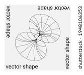 universal trendy vector... | Shutterstock .eps vector #1948106353