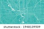mint vector background map ... | Shutterstock .eps vector #1948139509