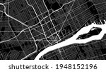 black and white vector... | Shutterstock .eps vector #1948152196