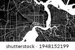 black and white vector... | Shutterstock .eps vector #1948152199