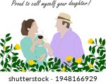 proud to call myself your... | Shutterstock .eps vector #1948166929
