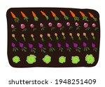 ecological vegetables.... | Shutterstock .eps vector #1948251409