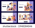 teamwork  coworking  business... | Shutterstock .eps vector #1948284046