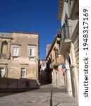 Lecce  Puglia  Italy   February ...