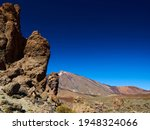 El Teide Is A Volcano And The...