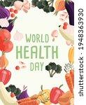world health day vertical... | Shutterstock .eps vector #1948363930