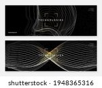big data concept. digital... | Shutterstock .eps vector #1948365316