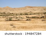 mitzpe ramon is a city in... | Shutterstock . vector #194847284