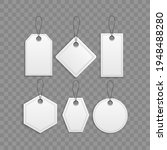 set of blank labels. tags and... | Shutterstock .eps vector #1948488280