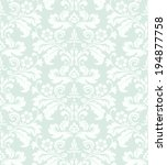 wallpaper in the style of... | Shutterstock .eps vector #194877758