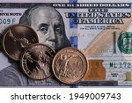 American Coins In Denominations ...