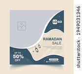 Ramadan Restaurant Sale Social...