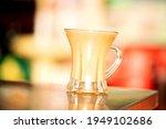 cup of hot milk tea  milk tea ...   Shutterstock . vector #1949102686