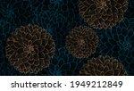 luxurious vintage seamless...   Shutterstock .eps vector #1949212849