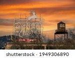 White Stag Portland Oregon Old...