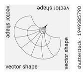 universal trendy vector... | Shutterstock .eps vector #1949385790
