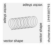 universal trendy vector... | Shutterstock .eps vector #1949385793