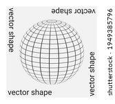 universal trendy vector... | Shutterstock .eps vector #1949385796
