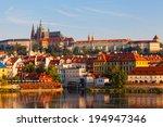 Prague  View On Gradchana Early ...