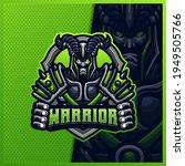 Hell Knight Warrior Mascot...